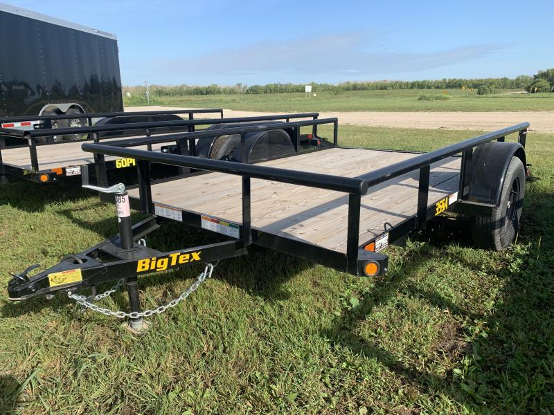 "2019 Big Tex Trailers 35SA 77"" x 10 Utility Trailer"