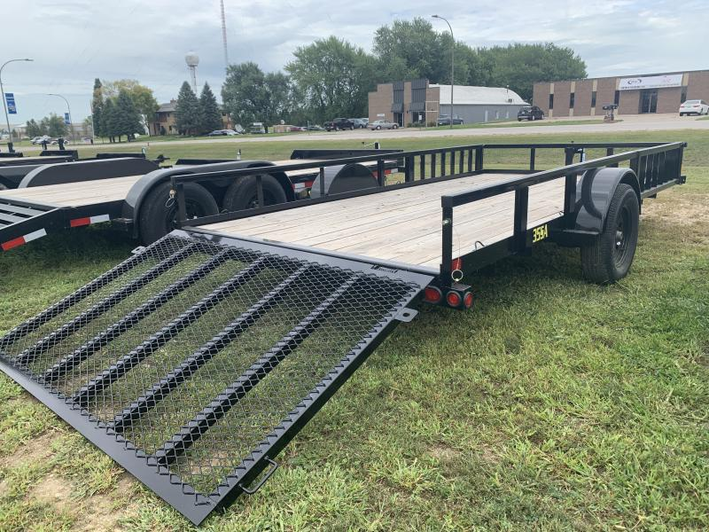 "2019 Big Tex Trailers 35SA 83"" x 14' Utility Trailer"
