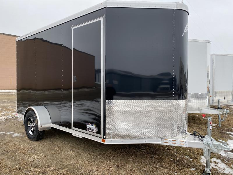 2020 Featherlite 6'7 X 12' Enclosed Cargo Trailer