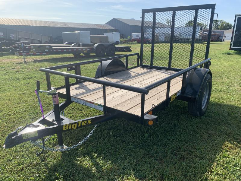 2019 Big Tex Trailers 30SA 5x8 Utility Trailer