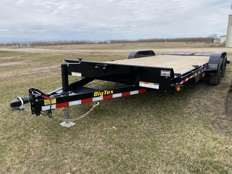 "2020 Big Tex Trailers 83"" X 20' Equipment Trailer"