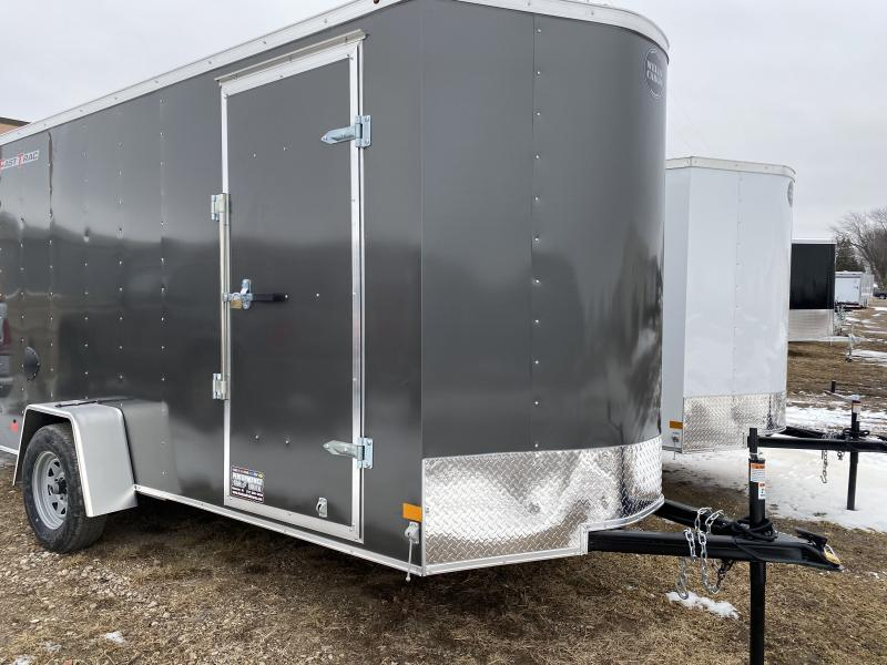 2020 Wells Cargo 6' X 12' Enclosed Cargo Trailer