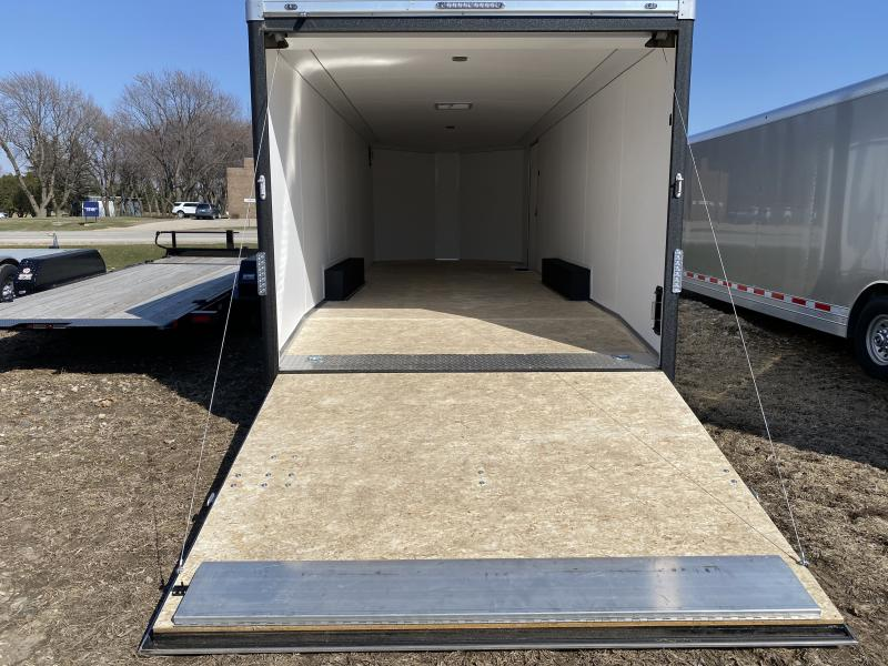 "2020 Wells Cargo 8'5"" X 24' Car / Racing Trailer"