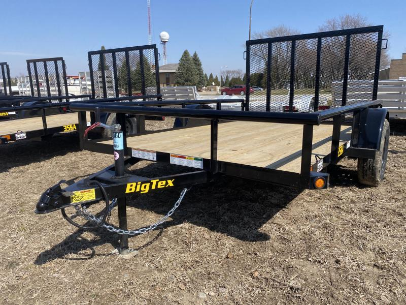 "2020 Big Tex Trailers 77"" X 10' Utility Trailer"
