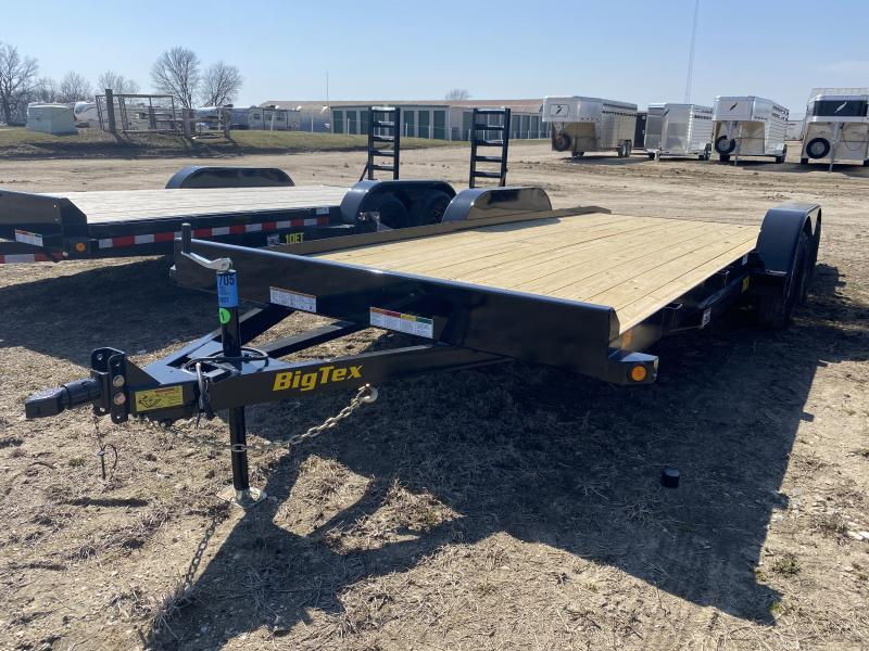 "2020 Big Tex Trailers 83"" X 20' Car / Racing Trailer"