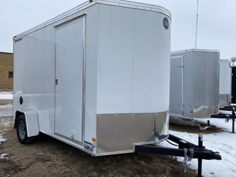 2020 Wells Cargo 7' X 12' Enclosed Cargo Trailer