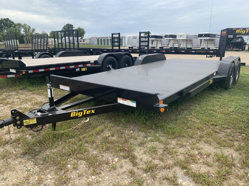 "2020 Big Tex Trailers 70DM 83"" x 20' Car / Racing Trailer"