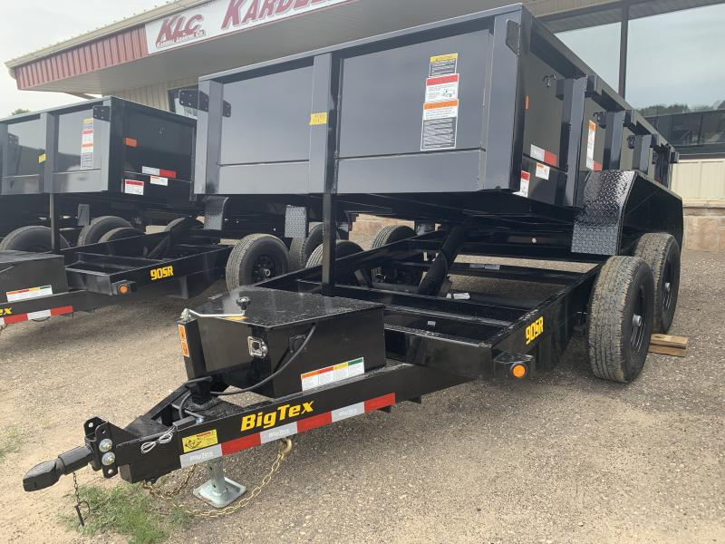 "2020 Big Tex Trailers 90SR 72"" x 10' Dump Trailer"