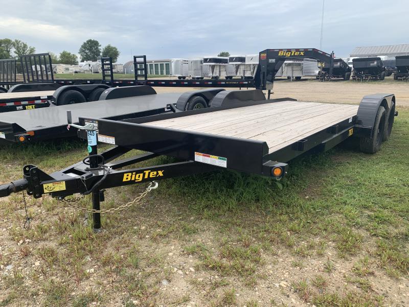 """2019 Big Tex Trailers 70CH 83"""" x 20' Car / Racing Trailer"""