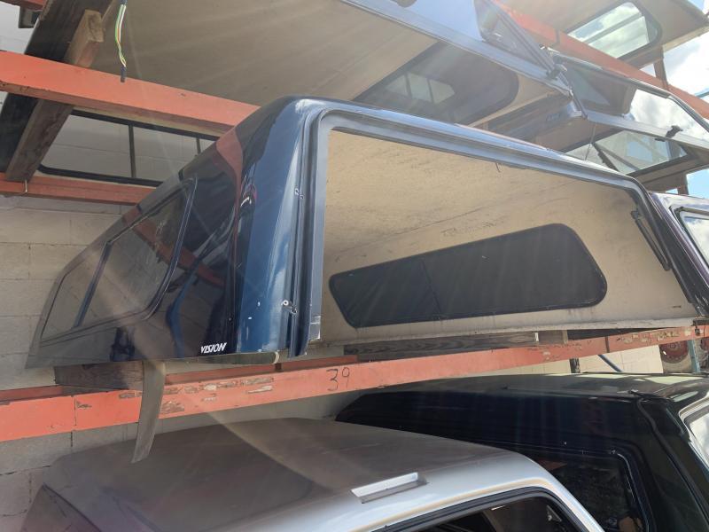 LEER 100R 8FT TRUCK TOPPER (SILVERADO/SIERRA 99-06)