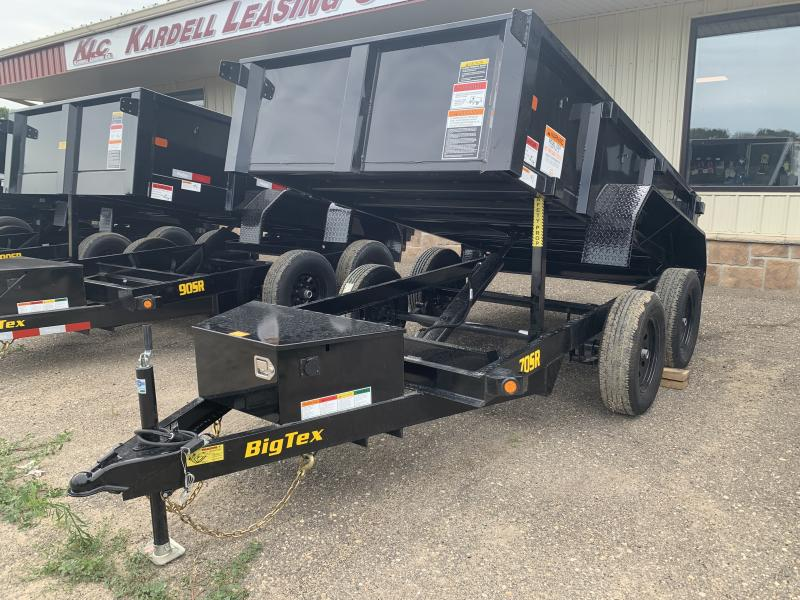 2020 Big Tex Trailers 70SR 5x10 Dump Trailer