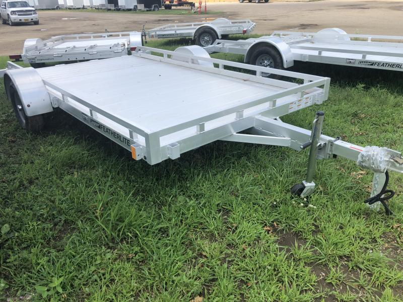 2019 Featherlite 1693 6.5x12 Utility Trailer