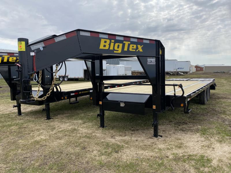 "2020 Big Tex Trailers 102"" X 25' Flatbed Trailer"