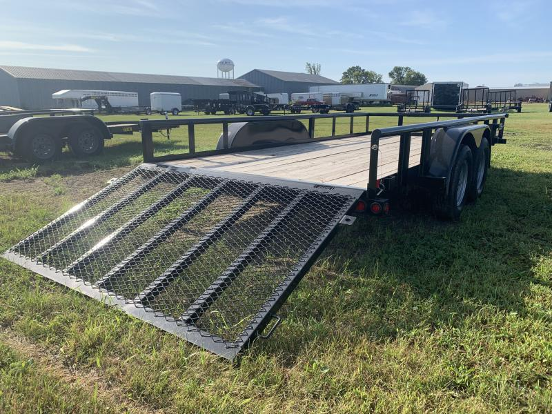 "2020 Big Tex Trailers 70PI 83"" x 16' Utility Trailer"