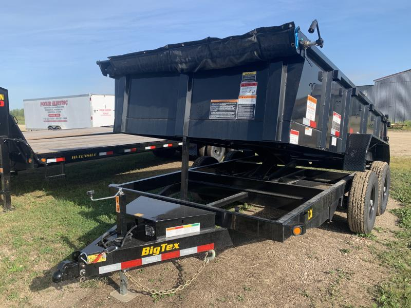 "2020 Big Tex Trailers 14LS 83"" x 14' Dump Trailer"