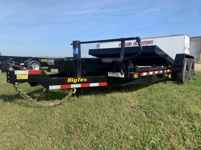 "2019 Big Tex Trailers 14TL 83"" x 20' Equipment Trailer"