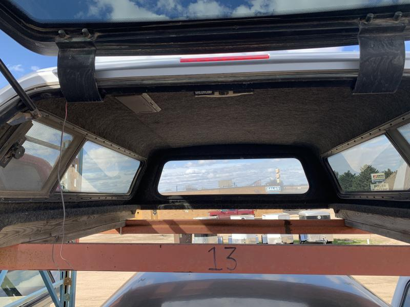 ARE Z-SERIES 5FT TRUCK TOPPER (TACOMA 05-15)