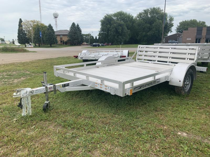 2019 Featherlite 1693 6.5x10 Utility Trailer