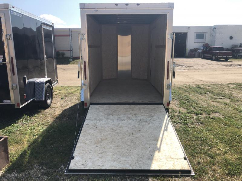 2019 Wells Cargo Road Force 6x10 Enclosed Cargo Trailer