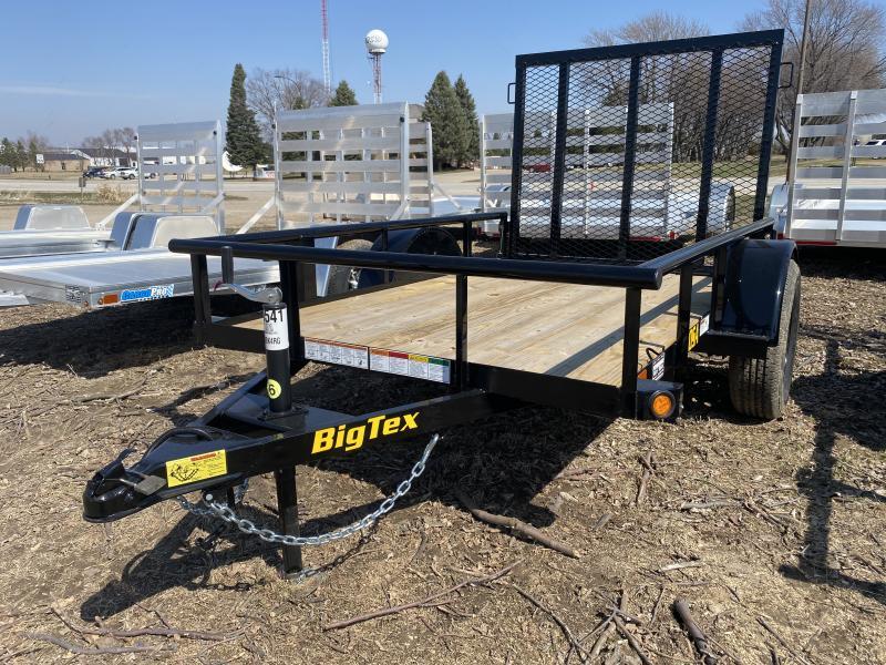 2020 Big Tex Trailers 5' X 8' Utility Trailer