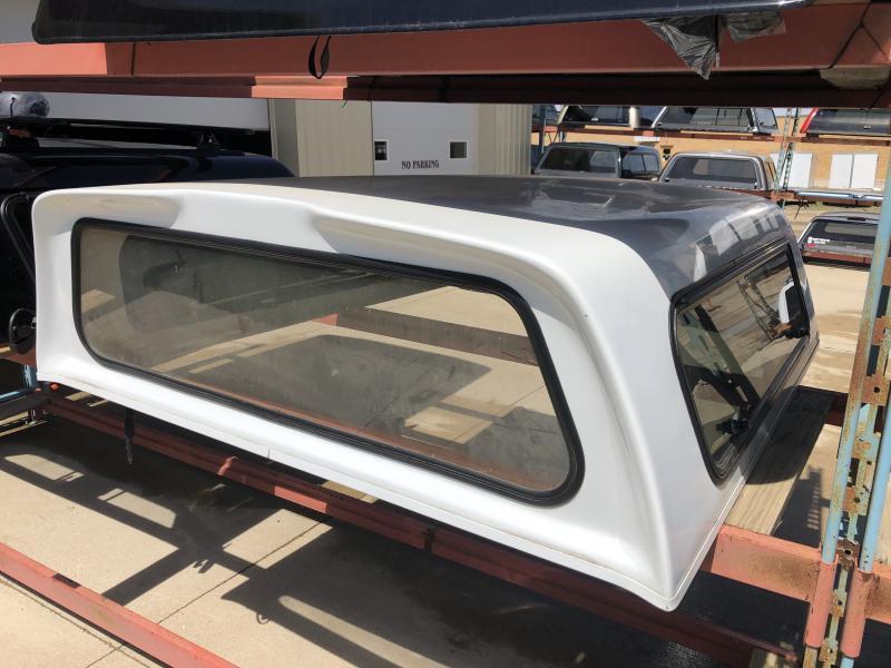 UNICOVER SAFARI 6.5FT TRUCK TOPPER (SILVERADO/SIERRA 99-06)