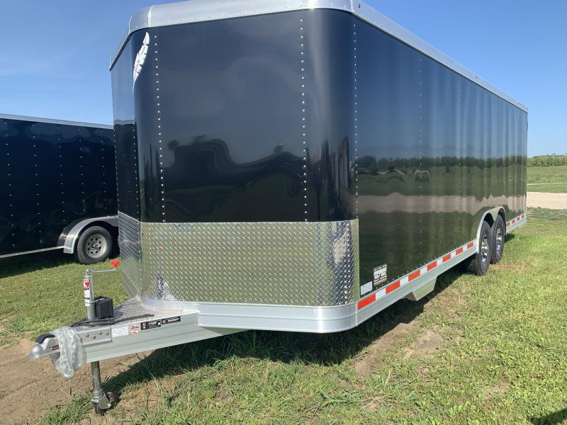 2020 Featherlite 4926 8.5 x 24 Car / Racing Trailer