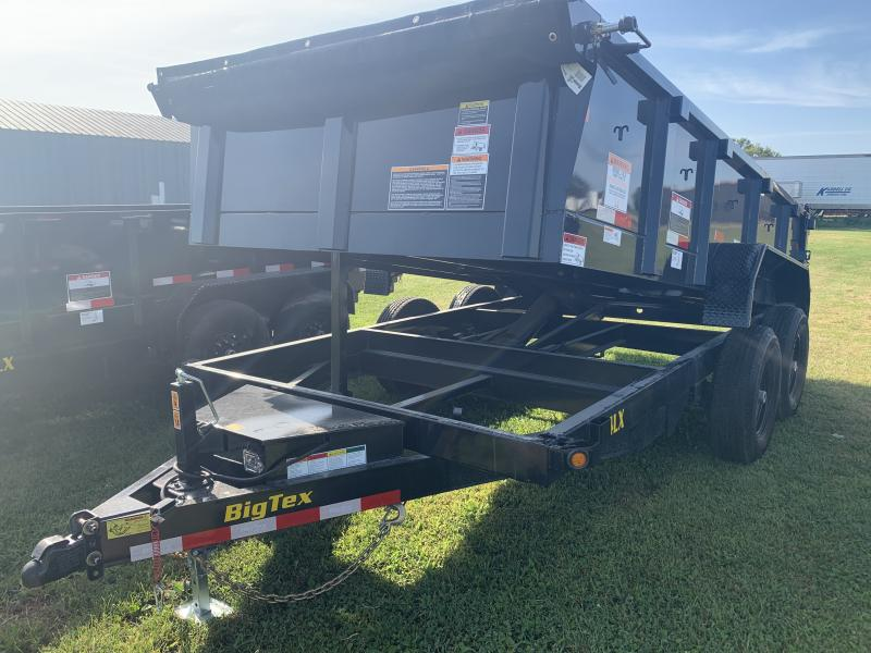 "2020 Big Tex Trailers 14LX 83"" x 14' Dump Trailer"