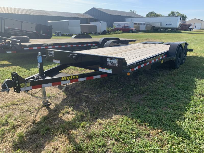 "2019 Big Tex Trailers 10ET 83"" x 20' Equipment Trailer"