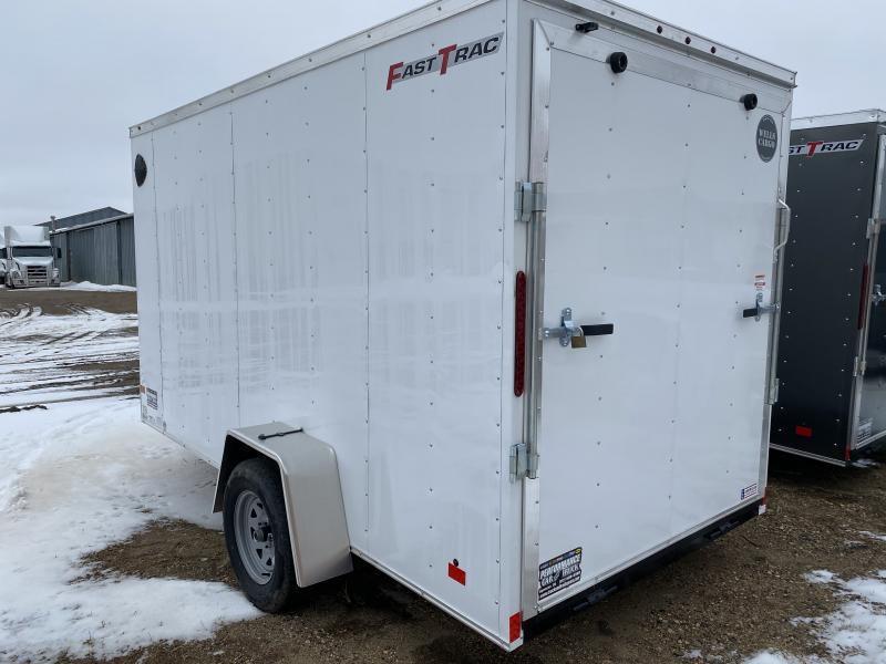2020 Wells Cargo 6' X 12' Enclosed Cargo Trailer