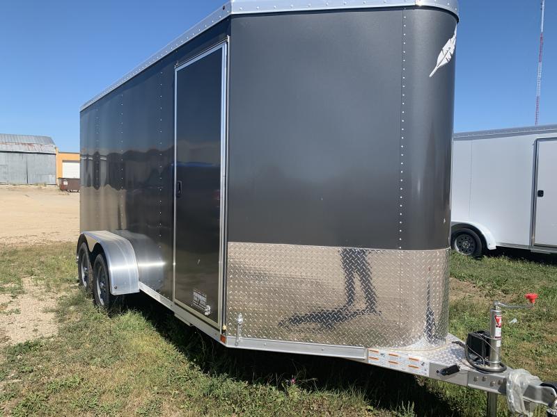 """2019 Featherlite 1610 6'7"""" x 18' Enclosed Cargo Trailer"""