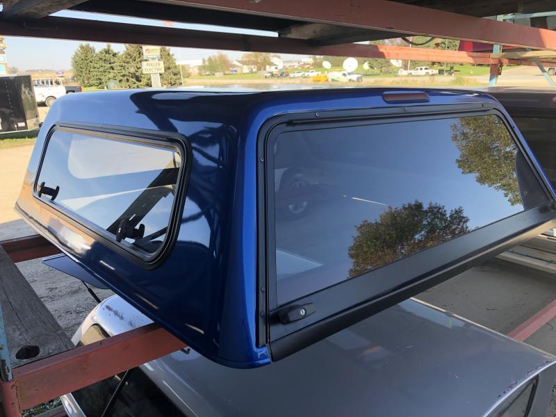 Unicover 5.5' Truck Topper (F150 09-14)