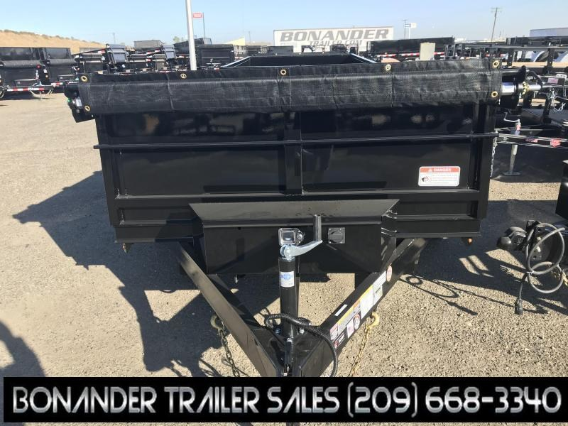 2020 Iron Panther DT065 Dump Trailer