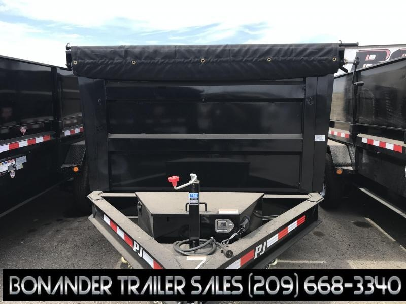 2020 PJ Trailers 14X83  Low Pro Dump (DL) Dump Trailer