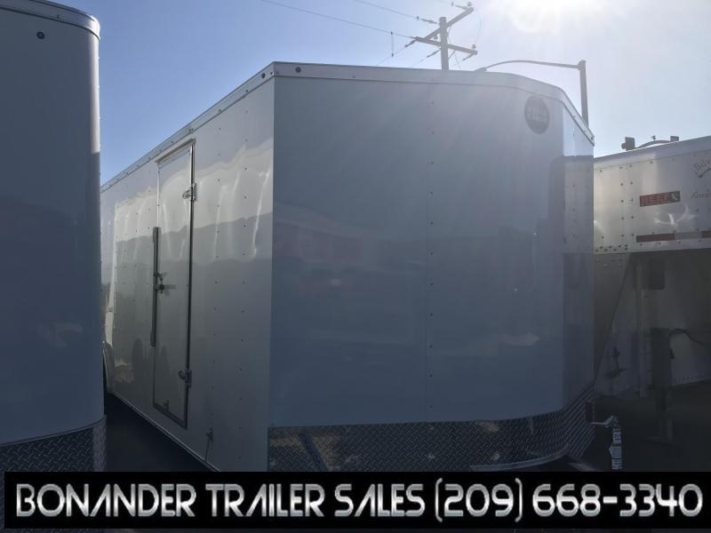 2019 Wells Cargo FT8524T3-D Enclosed Cargo Trailer