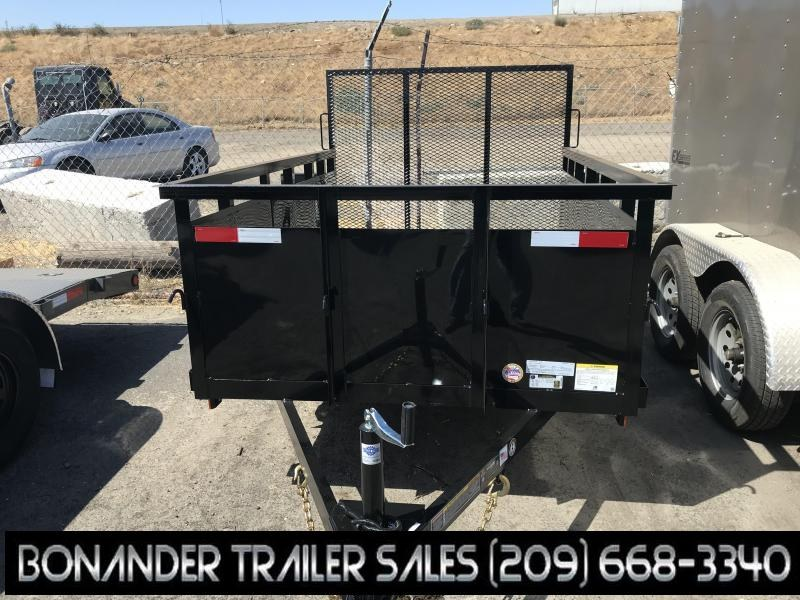 2020 Iron Panther LT110 Equipment Trailer