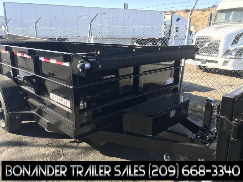 2020 Iron Panther DT261 Dump Trailer