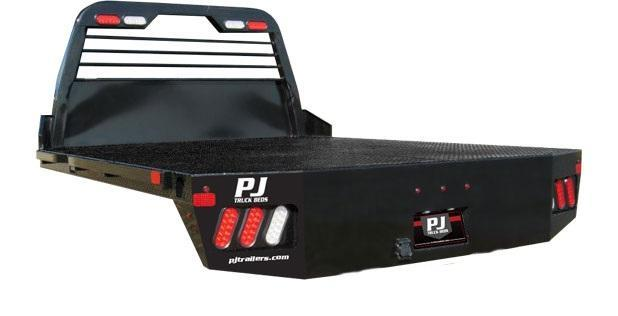 2018 PJ Trailers GB Truck Bed