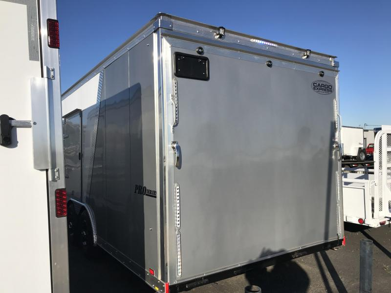 2021 Cargo Express PRGT8.5X24TE3 Car / Racing Trailer