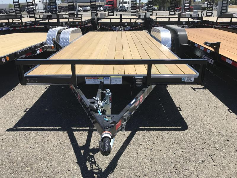 2019 PJ Trailers 16X4 Channel Carhauler