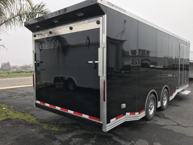 2020 Featherlite 4410 Enclosed Car Trailer