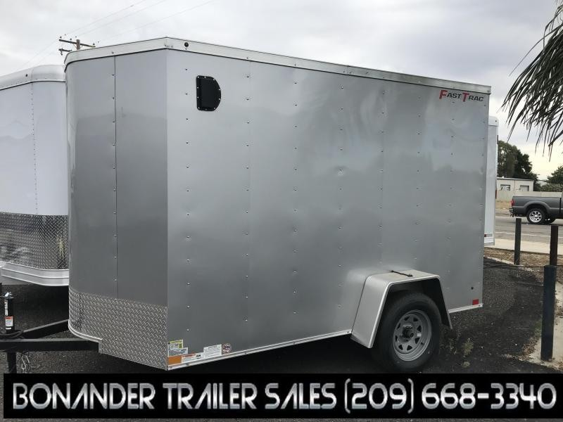 2019 Wells Cargo FT610S2-D Enclosed Cargo Trailer