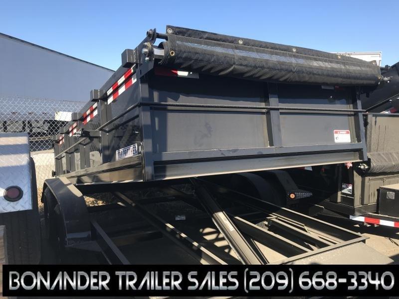 2020 Iron Panther DT261 Dump Trailer