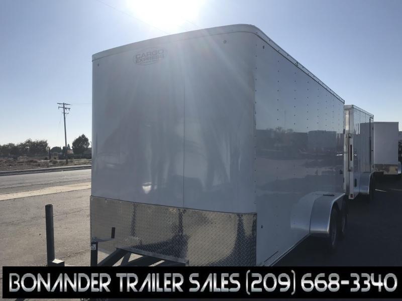 2020 Cargo Express EX7X16TE2 Enclosed Cargo Trailer