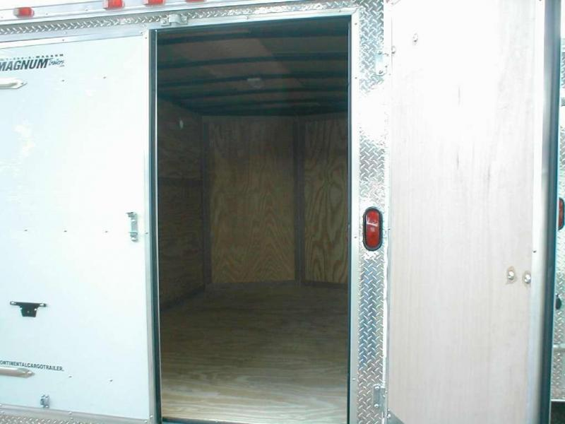 Continental Cargo VHW712TA2 Cargo / Enclosed Trailer