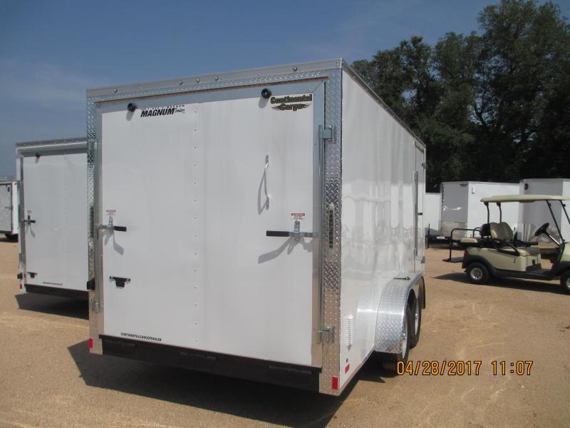 Continental Cargo VHW716TA2 Enclosed Trailer