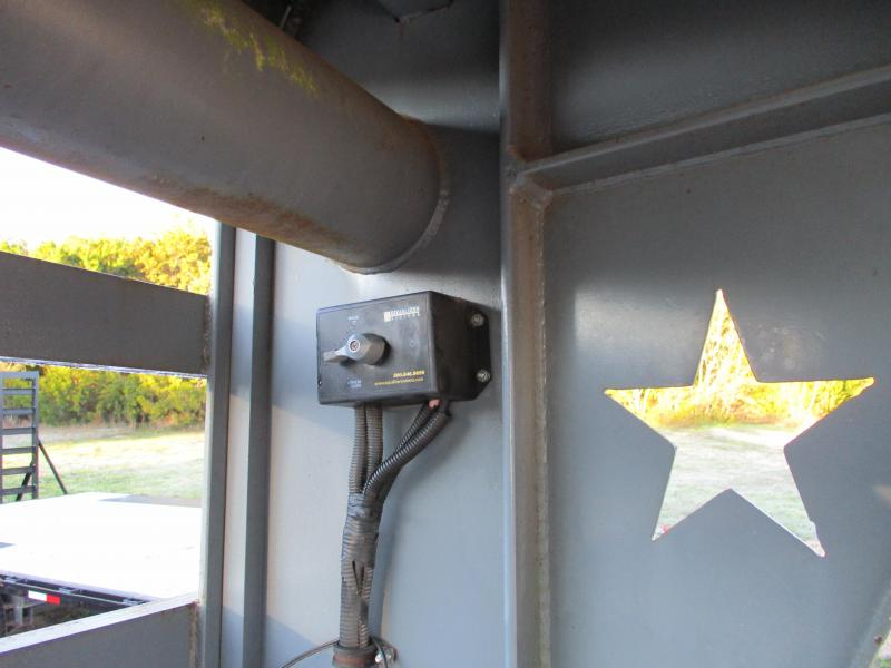 2011 Southwest GHD8586212E Flatbed Trailer
