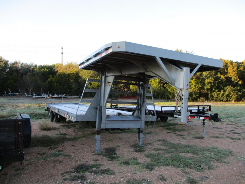 2011 Southwest GHD8586212E Flatbed Trailer