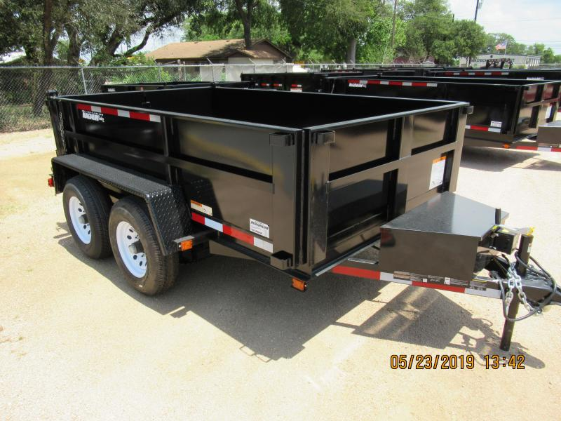 2019 Carry-On 6x10 10K Dump Trailer