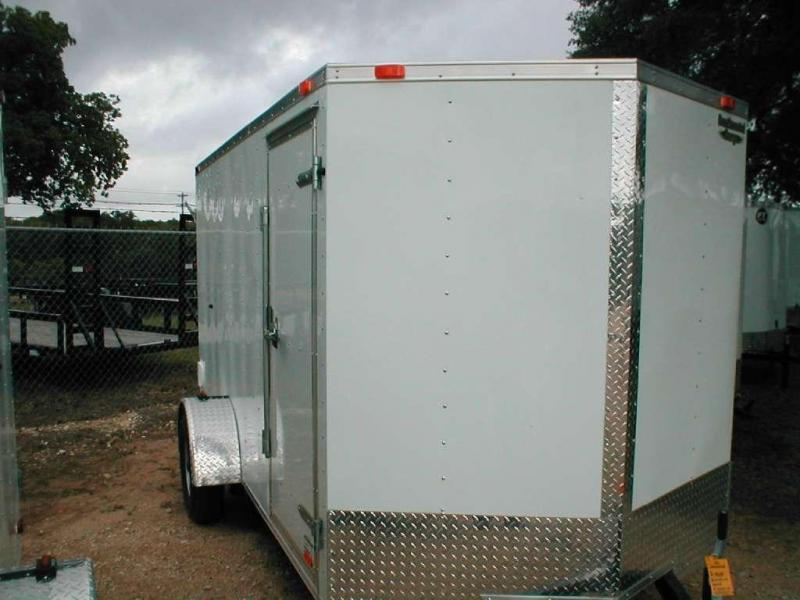 Continental Cargo VHW612SA Cargo / Enclosed Trailer
