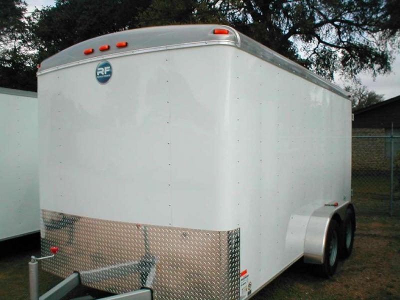 Wells Cargo RF7X142-R Enclosed Trailer
